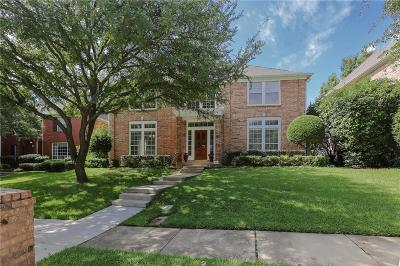 Irving Single Family Home Active Contingent: 2208 Southern Oak Drive