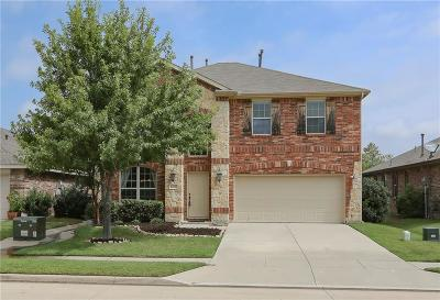 Denton County Single Family Home For Sale: 1529 Rosson Road