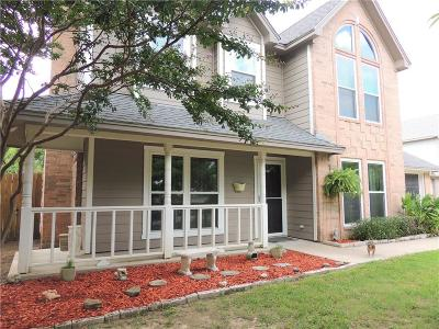 Weatherford Single Family Home For Sale: 1105 W Lake Drive