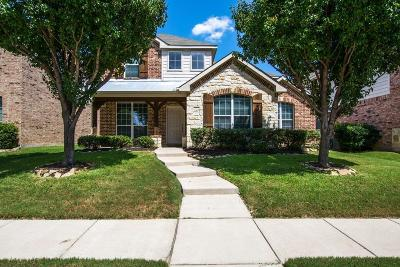 Allen Single Family Home Active Option Contract: 1513 Brookhollow Drive