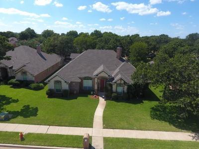 Azle Single Family Home For Sale: 1605 Flying Jib Drive
