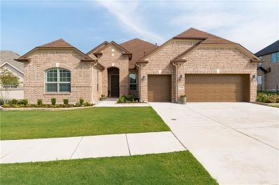 Denton Single Family Home For Sale: 9404 Crestview Drive