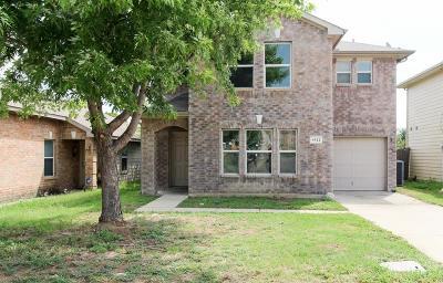 Dallas Single Family Home For Sale: 9522 Sugarberry Road