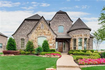 Prosper Single Family Home For Sale: 1200 Saddle Creek Drive