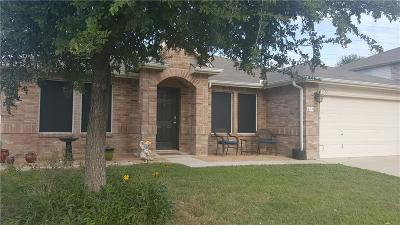 Saginaw Single Family Home For Sale: 813 Mockingbird Drive