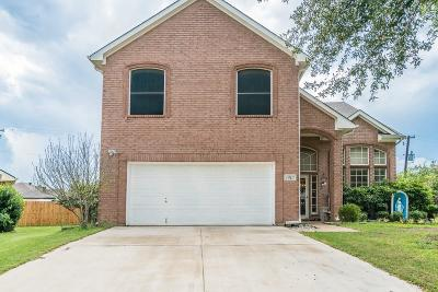 Arlington Single Family Home For Sale: 1501 Creekpark Court