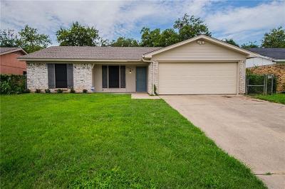 Fort Worth Single Family Home For Sale: 2908 Dillard Street