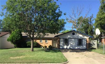 Johnson County Single Family Home For Sale: 645 NW King Street