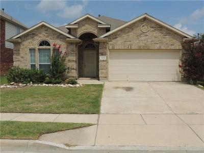 Fort Worth Single Family Home For Sale: 2429 Priscella Drive