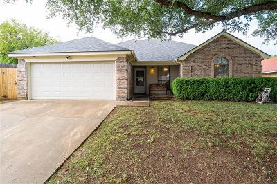 Watauga Single Family Home Active Option Contract: 6509 Kary Lynn Drive S