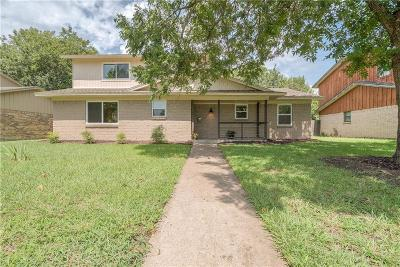 Dallas Single Family Home For Sale: 11235 Buchanan Drive