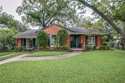 Dallas County Single Family Home For Sale: 9516 Peninsula Drive