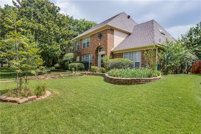 Fort Worth Single Family Home For Sale: 5121 Dewdrop Lane