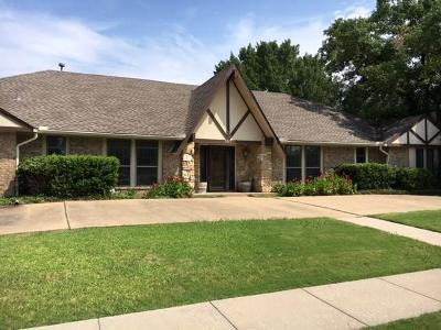 Farmers Branch Single Family Home For Sale: 3517 Brookhaven Club Drive