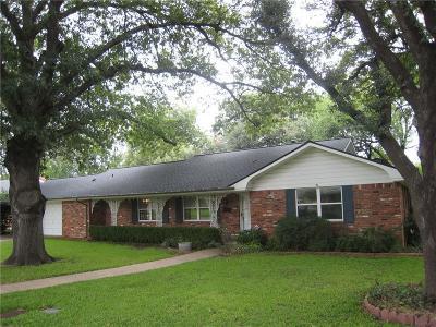 Fort Worth Single Family Home For Sale: 4220 Bilglade Road