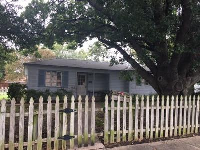 Garland Single Family Home For Sale: 1406 Park Avenue