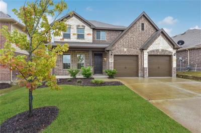 McKinney Single Family Home For Sale: 3505 Delta Drive