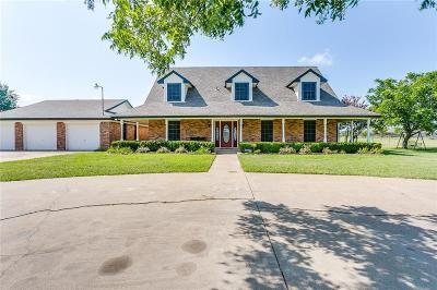 Crowley Single Family Home For Sale: 2613 County Road 920