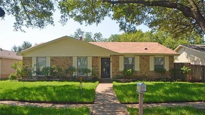 Garland Single Family Home For Sale: 3414 Janwood Lane
