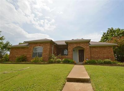 Garland Single Family Home For Sale: 518 Amelia Court