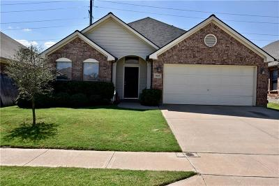 Single Family Home For Sale: 15417 Yarberry Drive