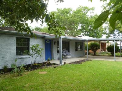 White Settlement Single Family Home For Sale: 812 Odie Drive