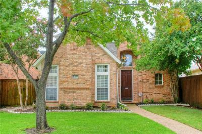 Irving Single Family Home For Sale: 8709 Stonecrest Drive