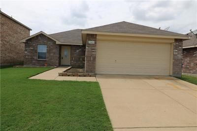 Single Family Home For Sale: 2605 Ranchview Drive