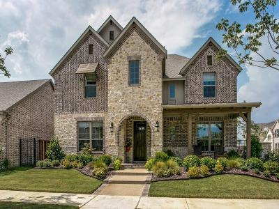Tarrant County Single Family Home For Sale: 917 Enchanted Wood Drive