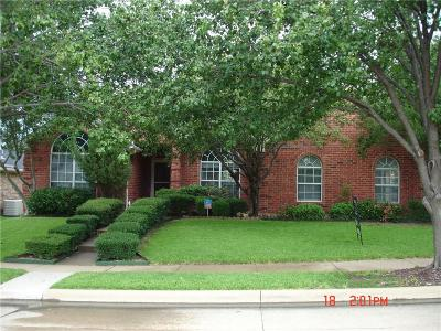 Fort Worth Single Family Home For Sale: 5337 Mt McKinley Road