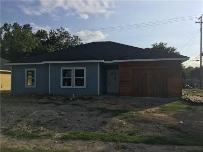 Dallas Single Family Home For Sale: 2701 Easter Avenue