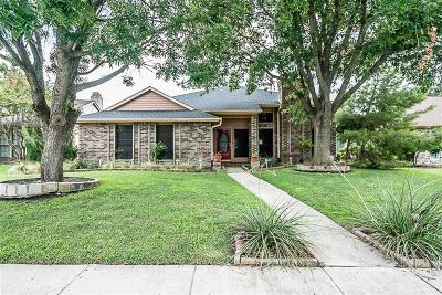 Carrollton Single Family Home For Sale: 4244 Harvest Hill Road