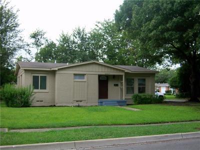 Dallas Single Family Home For Sale: 10317 Sandra Lynn Drive