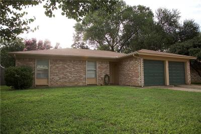 Arlington Single Family Home For Sale: 6118 Springwood Drive