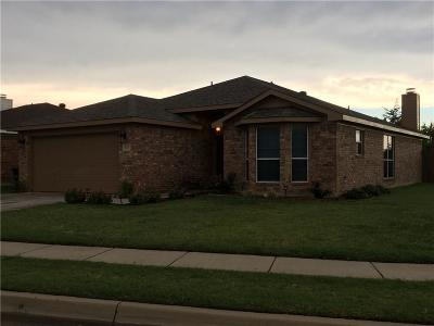 Fort Worth Single Family Home For Sale: 817 Buffalo Springs Drive