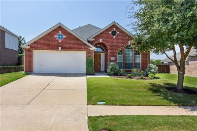 McKinney Single Family Home For Sale: 8305 Olympia Drive