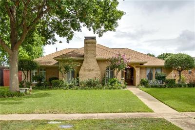 Dallas Single Family Home For Sale: 10105 Chisholm Trail