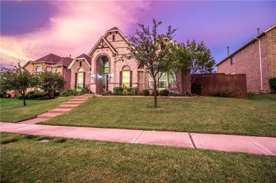 Frisco Single Family Home For Sale: 9240 Santee Lane