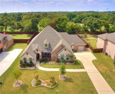 Wylie Single Family Home Active Option Contract: 1814 Berkley Drive