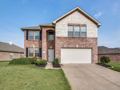 Fort Worth Single Family Home For Sale: 12673 Lost Prairie Drive
