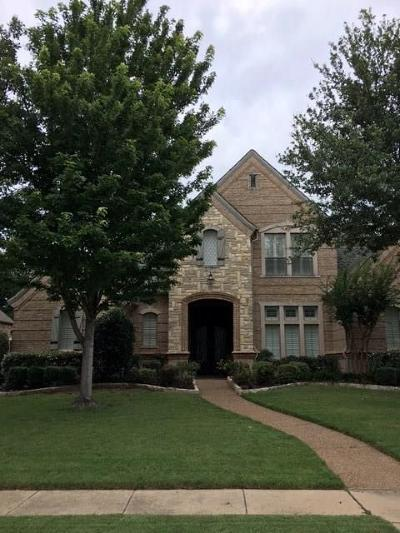 Colleyville Single Family Home For Sale: 7002 Shepherds
