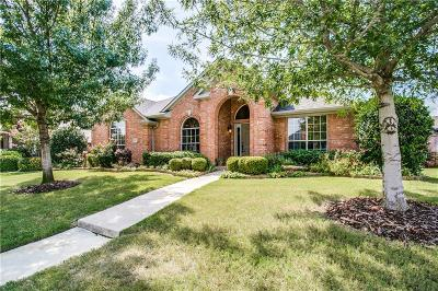 Keller Single Family Home For Sale: 412 Durrand Oak Drive