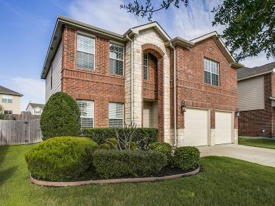 Fort Worth Single Family Home For Sale: 2912 Wakecrest Drive