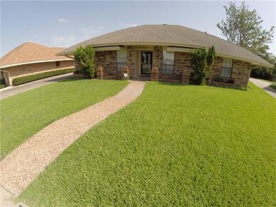 Irving Single Family Home For Sale: 3917 Timberidge Drive