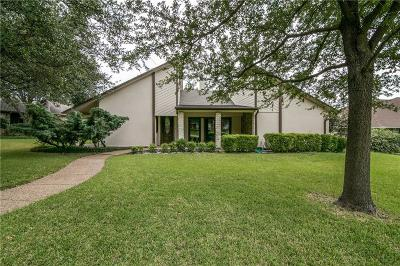 Rockwall Single Family Home For Sale: 1720 Plummer Drive