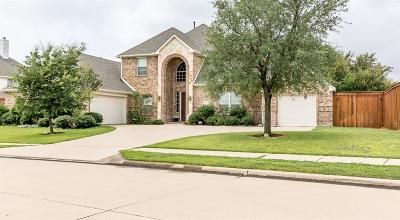 Sachse Single Family Home For Sale: 6707 Bradford Estates Drive