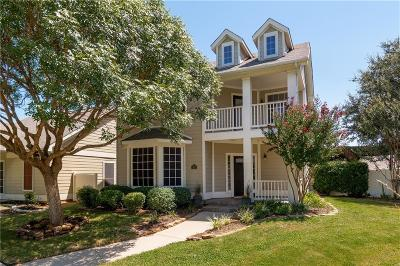Providence Village Single Family Home For Sale: 9872 Walnut Hill Drive