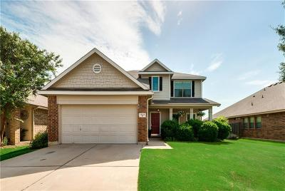 Fort Worth Single Family Home For Sale: 1525 Kingfisher Drive