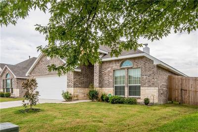Forney TX Single Family Home For Sale: $205,000