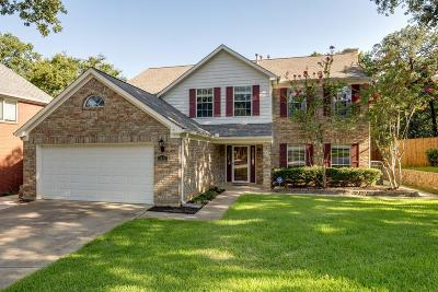 Bedford Single Family Home For Sale: 3417 Rosemary Court